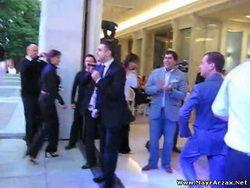 Видео c танцующим Медведевым слили в сеть из Армении?