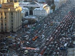 Минпромторг введет экологический налог взамен транспортного