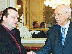 Андрей Тюняев: как войти в энциклопедию
