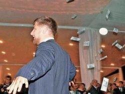 Кадыров о деньгах: откуда-то берутся. Аллах дает