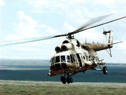 Селяне скинулись на вертолет для поиска ребенка