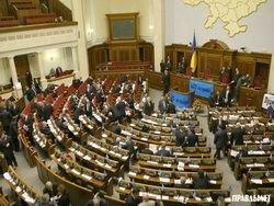 Украинские депутаты говорили только об экс-премьере Тимошенко