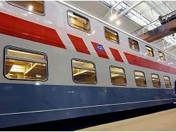 РЖД планируют запустить двухэтажные вагоны к Универсиад