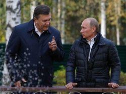 Янукович договорился с Путиным об объединении Украины с Россией?