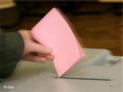 Центризбирком вводит голосование по почте