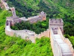 Для чего китайцы построили великую стену?