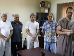 У украинцев, попавших в ливийский плен, начались проблемы