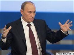 Путин обещает эволюционные изменения в России