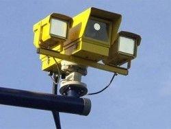 Водителей оштрафовали на 800 тысяч за пять дней работы камер