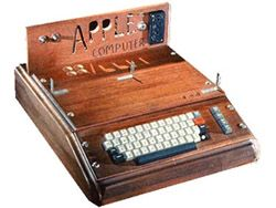 Первый компьютер Стива Джобса выставлен на аукционе