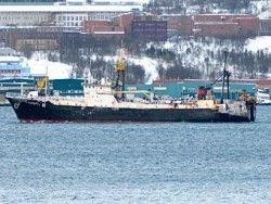 Норвежцы оштрафовали владельцев российского траулера