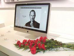 РФ: в магазинах Apple организуются уголки Стива Джобса
