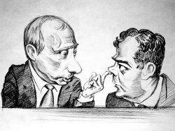 Рокировка в Кремле   ослабление Путина