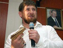 """Кадыров говорит """"Аллах"""" - подразумевает """"Путин"""""""