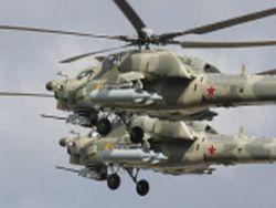 В российскую армию начались поставки вертолетов Ми-35М