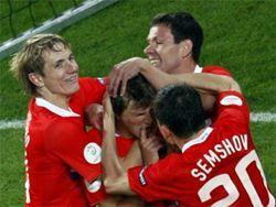 Футбол: игроки РФ получат по $50 тыс. за победу над Словакией
