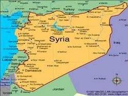 Сирийские войска вторглись в Ливан