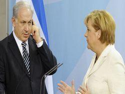 Официальный Иерусалим сделал из Меркель посмешище
