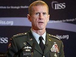 Маккристал: США всё ещё знают очень мало об Афганистане