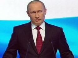 Выдвижение Путина страна приняла как должное
