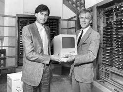 Акции компании Apple не изменились в цене