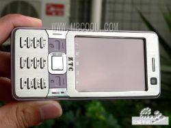 Nokia N82 еще не анонсирован, а китайцы уже выпустили копию