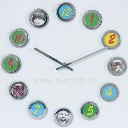 Необычные настенные часы - отличный подарок