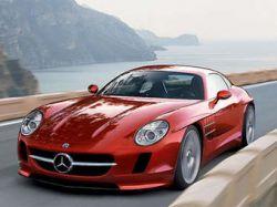 Mercedes покажет преемника 300 SL Gullwing в 2010 году (фото)