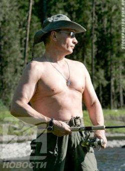 Как стать настоящим мужчиной: советы от Путина