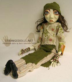 Странные и кошмарные куклы