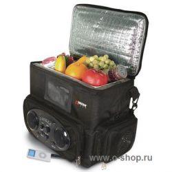Термо-контейнер с  MP3 - играет музыку и сохраняет продукты холодными