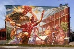 Огромные граффити (фото)