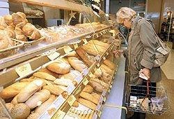 Цены на хлеб неуклонно растут, а качество его так же неуклонно падает