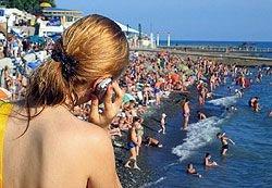 Цены на черноморских курортах значительно подросли, а экология ухудшилась