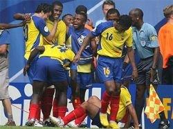 В Эквадоре футбольный кризис