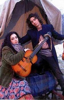 День рождения Мадонна встретит с цыганами