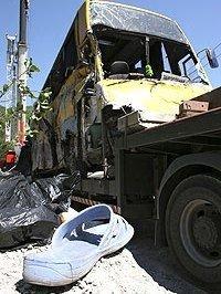 За это лето на дороге из Москвы в Симферополь и Ялту уже погибли более 100 россиян