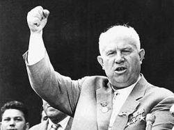 Украина требует от России компенсации теперь и за деятельность Хрущева