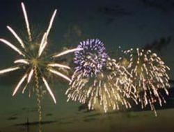 В Испании начался международный конкурс фейерверков