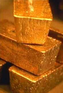 Спрос на золото побил рекорд