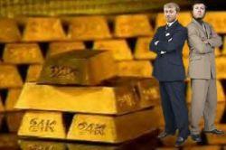 Блеск золота ослепляет российских миллиардеров