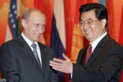 США выгонят из Средней Азии совместными усилиями России и ШОС