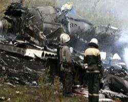 В США потерпел крушение военный самолет