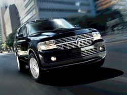 Lincoln Navigator 2008 модельного года будет лучше, чем прежде (фото)