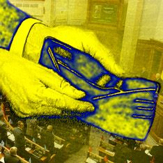 В Киеве случилась эпидемия мазохизма у политиков