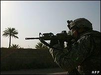 Уровень самоубийств в армии США вырос