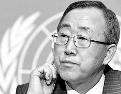 ООН не слышит Грузию