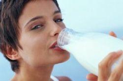 Молоко помогает вдвое эффективнее сжигать жиры