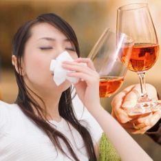 В аллергии на вино виноваты осы