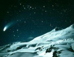 Ученые доказали, что взрыв кометы 12,9 тыс. лет назад привел к вымиранию мамонтов